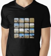 Beach Collective - TTV Men's V-Neck T-Shirt