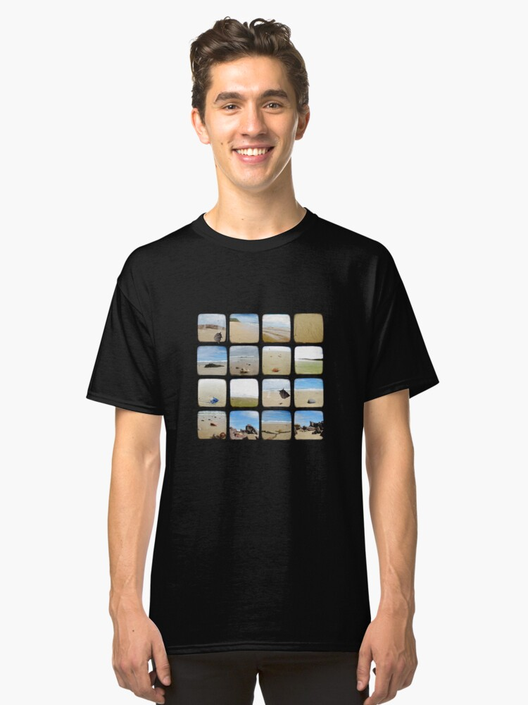Beach Collective - TTV Classic T-Shirt Front