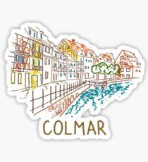 Colmar Sticker
