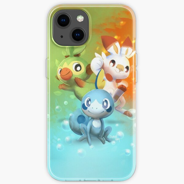 Let's head into the Galar Region! iPhone Soft Case