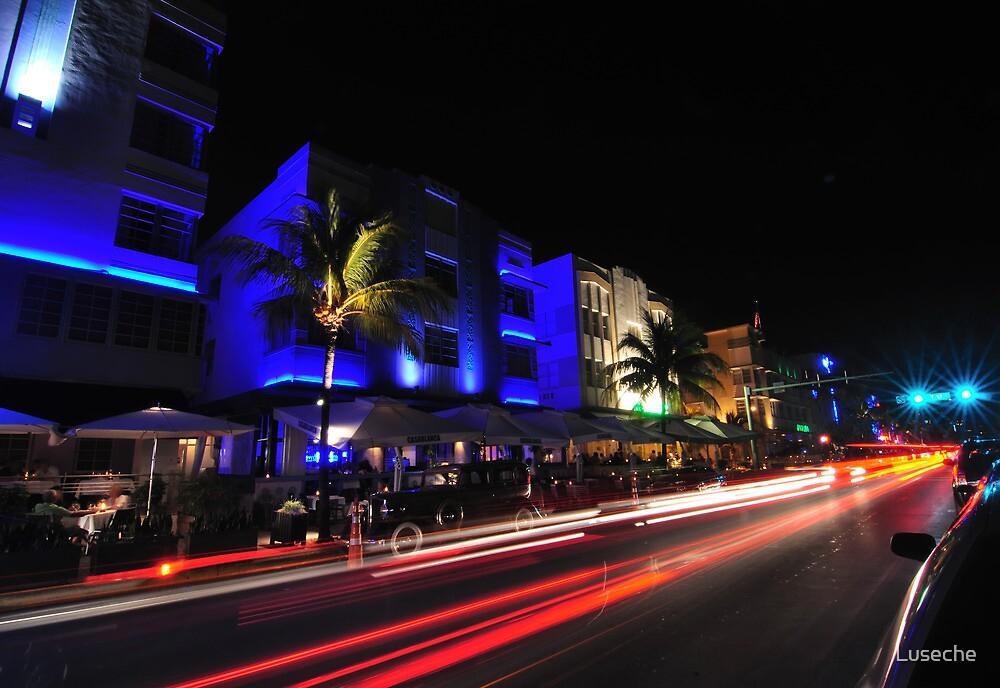South Beach - FL by Luseche