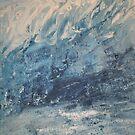 """""""Adrift"""" abstract art by Jody Pear by jodypeardesigns"""