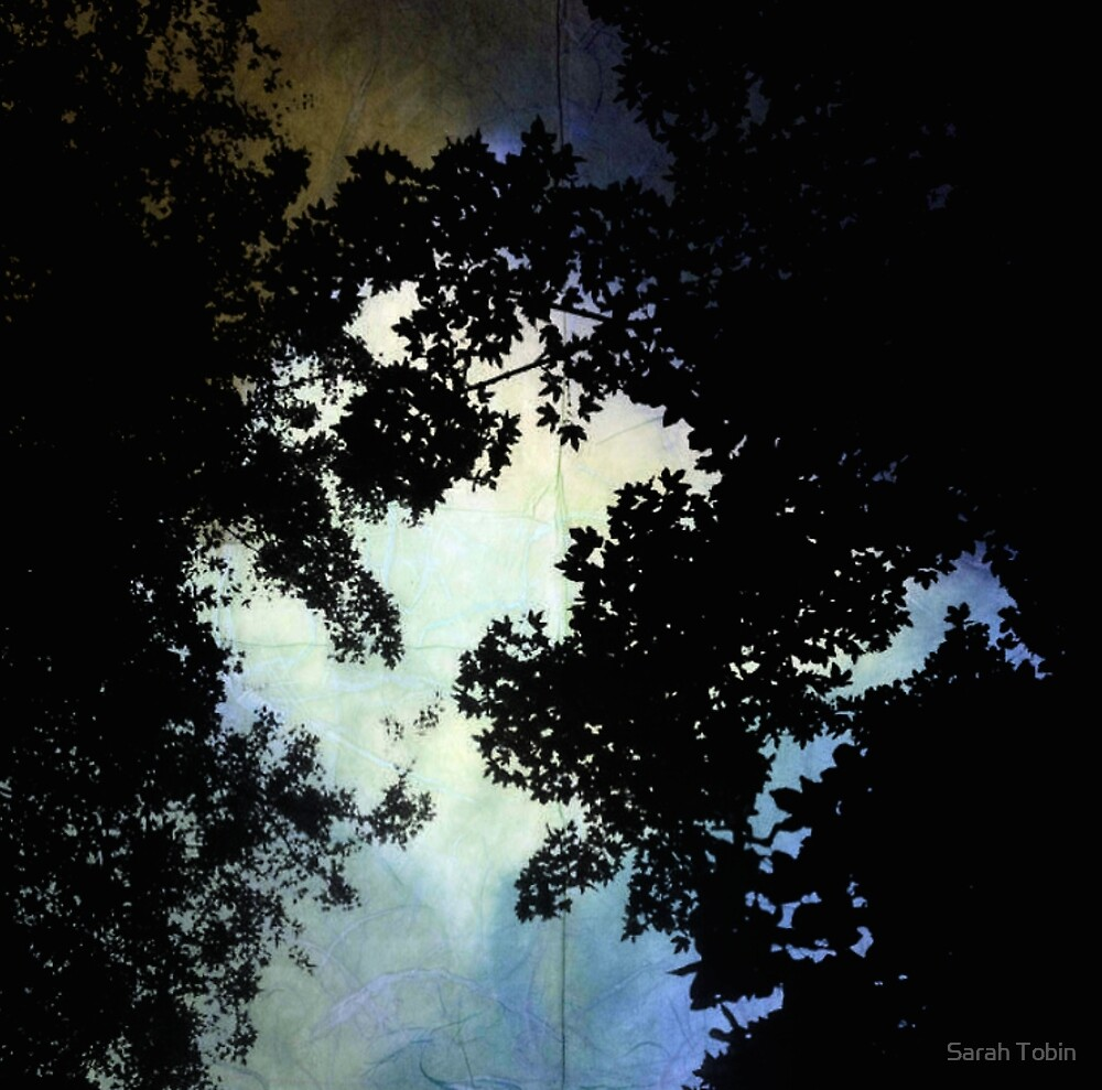Tie Dye Sky by Sarah Tobin