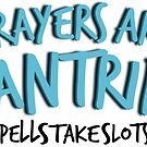 Prayers are Cantrips (Spells Take Slots) by themagnificast