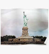 Statue of Liberty, NY Poster