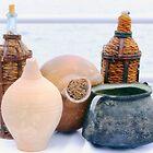 Traditionelles griechisches Geschirr von Kasia-D