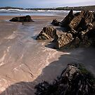 Poppit Sands by Julie-anne Cooke Photography