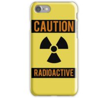 Radioactive iPhone Case/Skin
