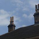 NOLA Chimneys by StephenieRenee