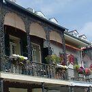 NOLA Balcony 4 by StephenieRenee