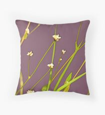 In the Natural Throw Pillow