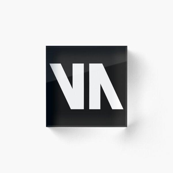 Light Logo Acrylic Block