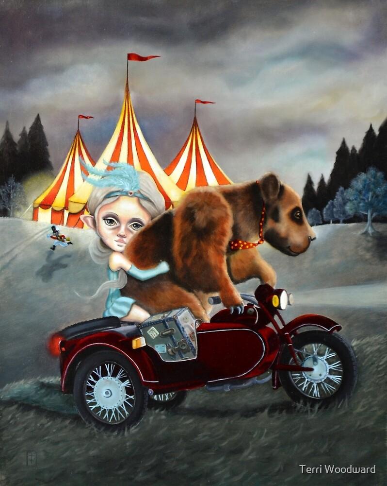 Sergei and Natasha's Great Escape by Terri Woodward