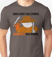 Killer Squirrel T-Shirt
