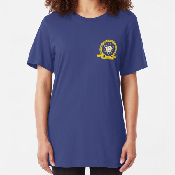Midtown High: School of Science and Technology Slim Fit T-Shirt