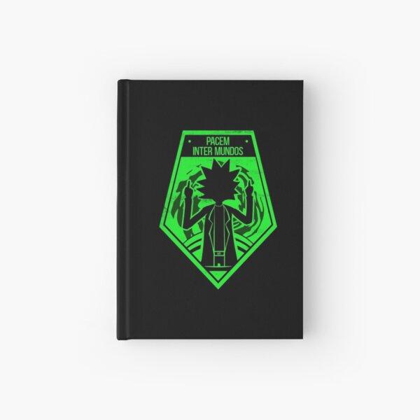Rick Insignia 1 Hardcover Journal