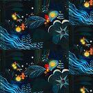 Fireflies by Willmanannie
