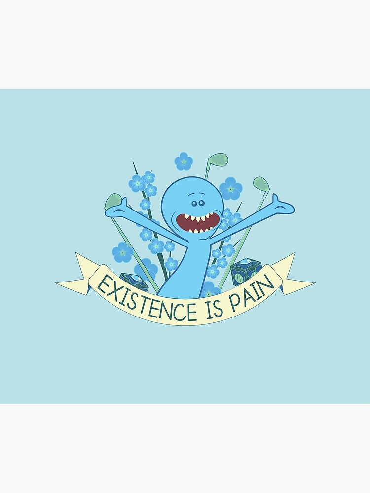 Existence is Pain by radi-jay