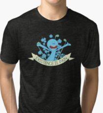 Existenz ist Schmerz Vintage T-Shirt