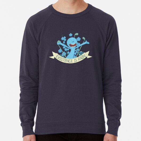 Existence is Pain Lightweight Sweatshirt