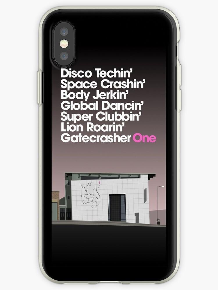 Disco Techin' (iPhone) by jazzywheelz