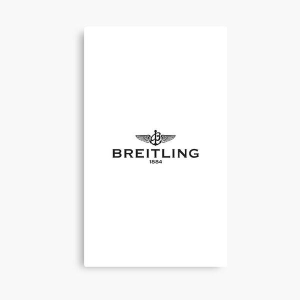 Breitling Merchandise Canvas Print