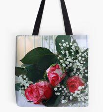 Pink Romance Tote Bag