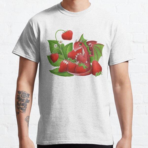 Strawberry Dragon Classic T-Shirt