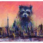Raccoon City by XCPTU