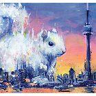 White Squirrel by XCPTU
