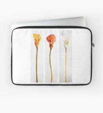 Lily Flowers Laptop Sleeve