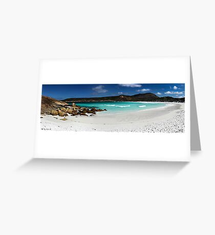 Hellfire Bay Greeting Card