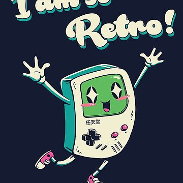 Retro Gamer von vincenttrinidad