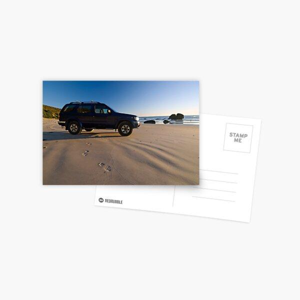 4x4 Sunrise Postcard