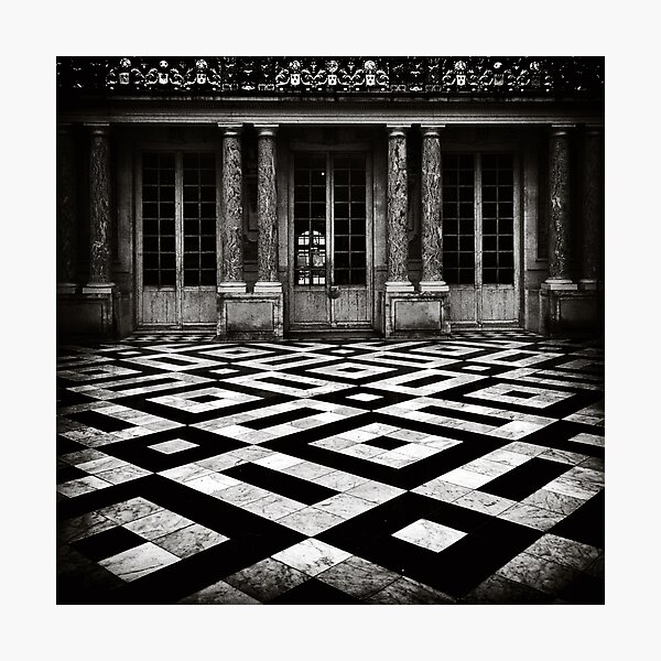 Three Doors Photographic Print