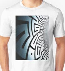 gridlocked T Unisex T-Shirt