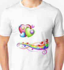 love is..... part  2 Unisex T-Shirt