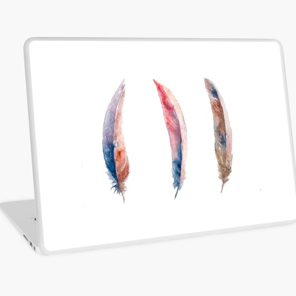 Light As A Feather Laptop Skin