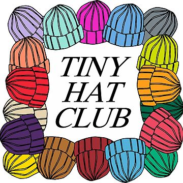 Tiny Hat Club de FlashmanBiscuit