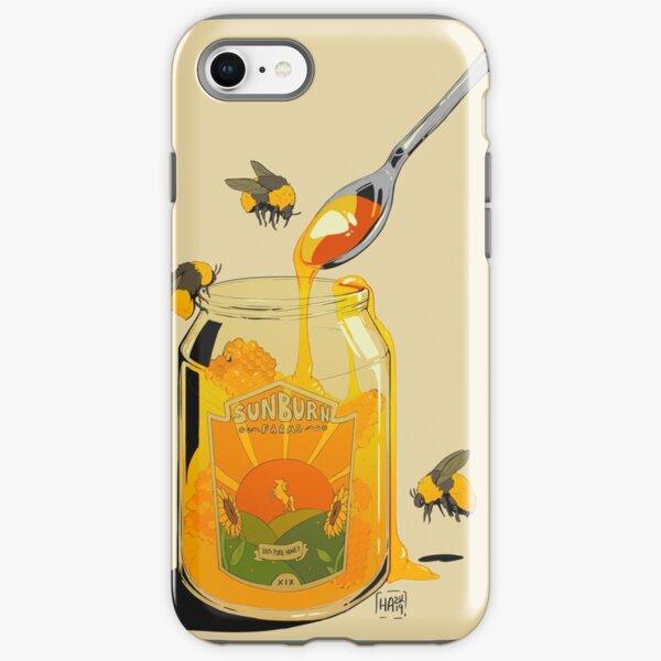 Honey iPhone Tough Case