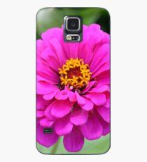 Zinnia at Gibbs Gardens Case/Skin for Samsung Galaxy