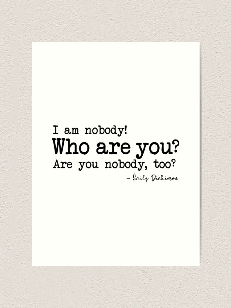 The Wisdom of Emily Dickinson Poster Photo Art Print Gift Motivation