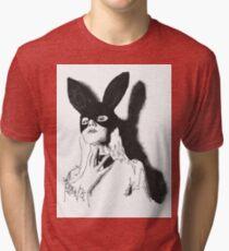 B&W #75 - Tees Tri-blend T-Shirt