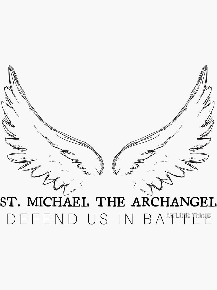 «Saint Michel Archange» par amart14
