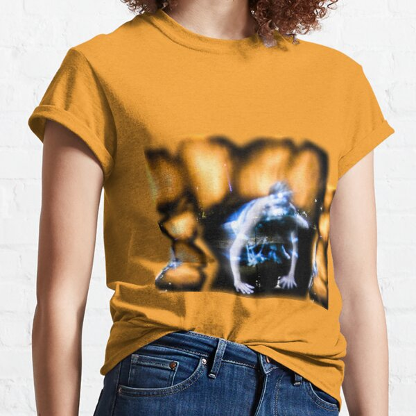Dancer in light and water Classic T-Shirt