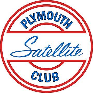 Plymouth Satelliten-Club von ItsMeRuva