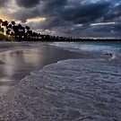 Caribbean Sunset by James Anderson
