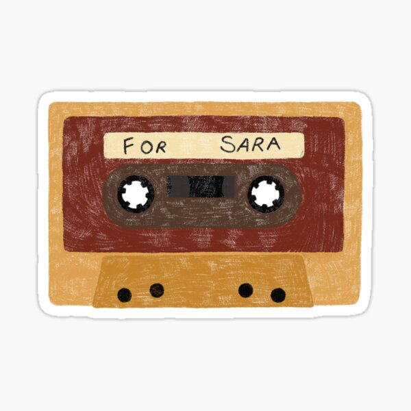 Für Sara Sticker