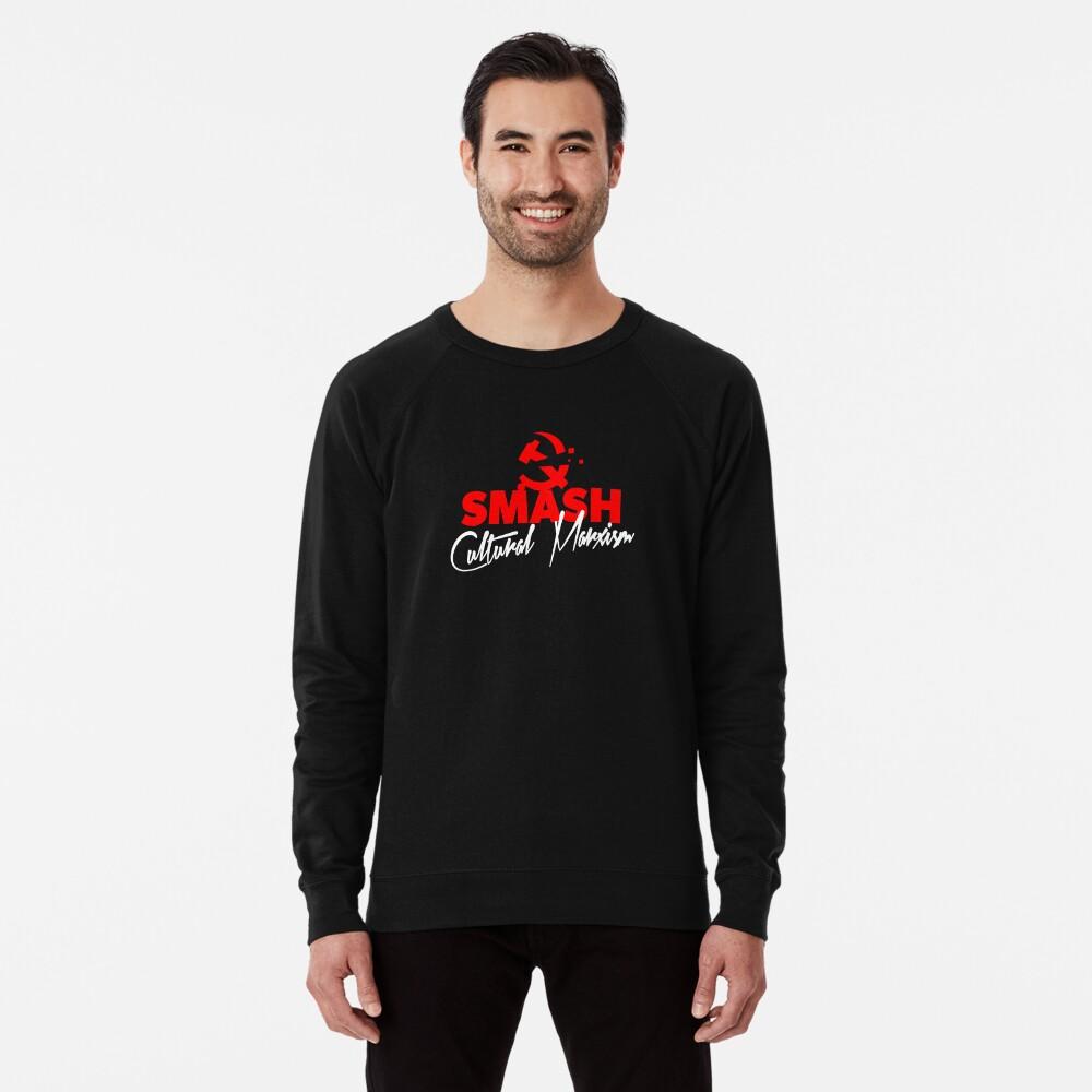 SMASH CULTURAL MARXISM Lightweight Sweatshirt