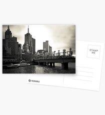 Melbourne 2009 Postcards